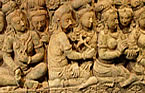Hindu and Indian Wall Carvings